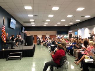 Congressman Rogers announces EKU, WKU, MSU & UK as partners of new University Center of Southern Kentucky